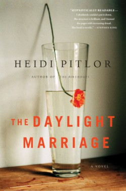 """Cover art: """"The Daylight Marriage"""" by Heidi Pitlor"""
