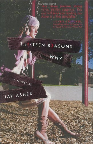 """Cover art: """"Thirteen Reasons Why"""" by Jay Asher"""