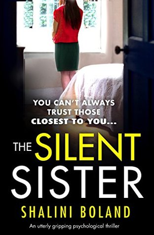 """Book Review: """"The Silent Sister"""" by Shalini Boland"""