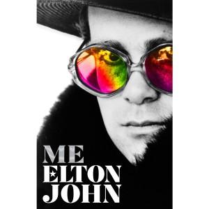 "Book Cover:  ""Me"" by Elton John"